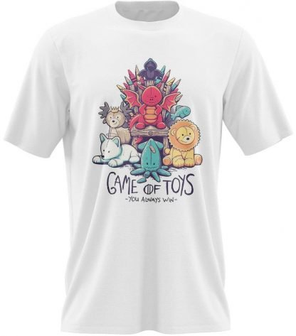 game of toys t shirt