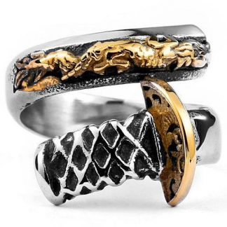 dragon ring katana