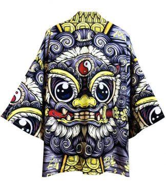Kimono Chinese Dragon