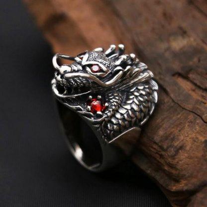 dragon ring head