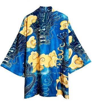 dragon kimono men