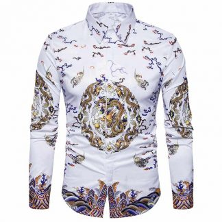 dragon shirt mens