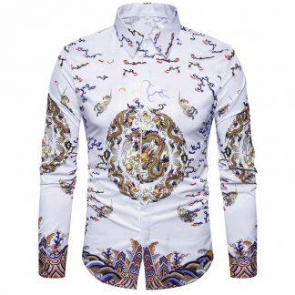 dragon shirt mens