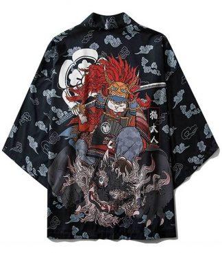 japanese dragon kimono