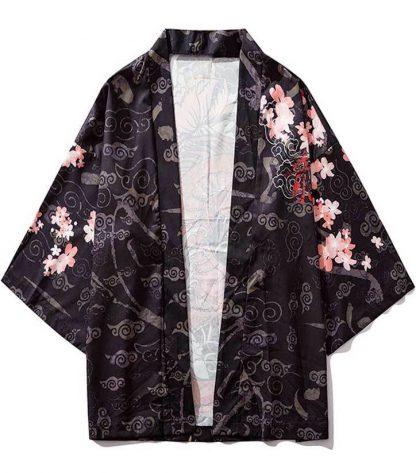 japan dragon kimono