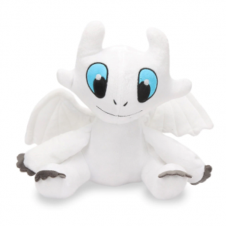 Blue Eyes White Dragon Plush