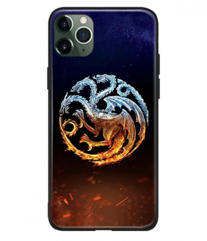 Targaryen Dragon iPhone Case