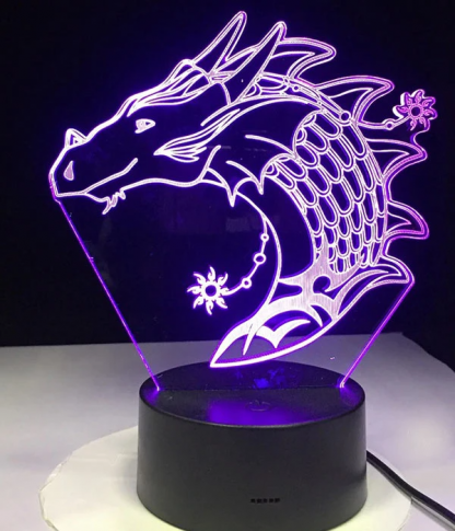 Dragon Led Haku Light