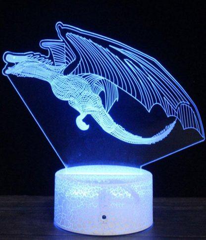 Dragon Led Light Ancestral