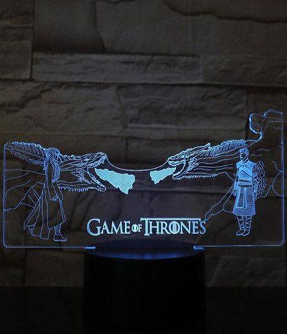 Dragon Led Light Game Of Thrones