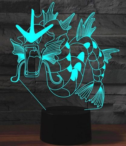 Dragon Led Light Gyarados