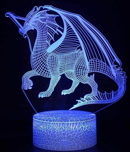Dragon Led Light Lamp