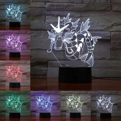 Gyarados Dragon Led Light