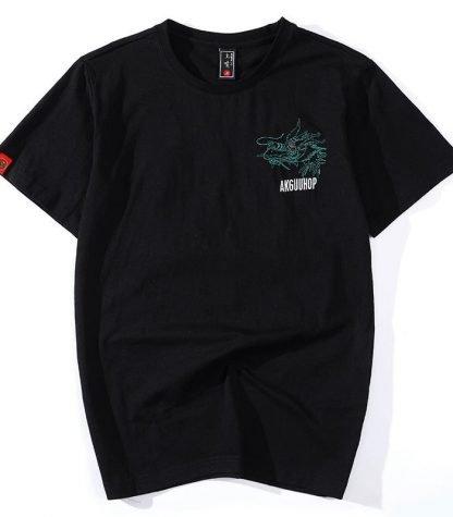 Akguuhop T-Shirt dragon