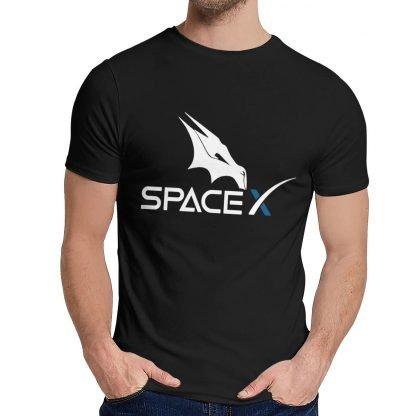 spacex crew dragon t shirt
