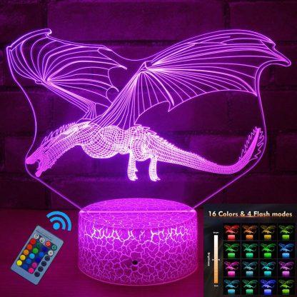 Legends Dragon Led Light