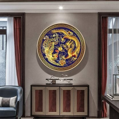 Chinese Dragon Painting Ancient