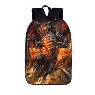 Mythical Dragon Backpack