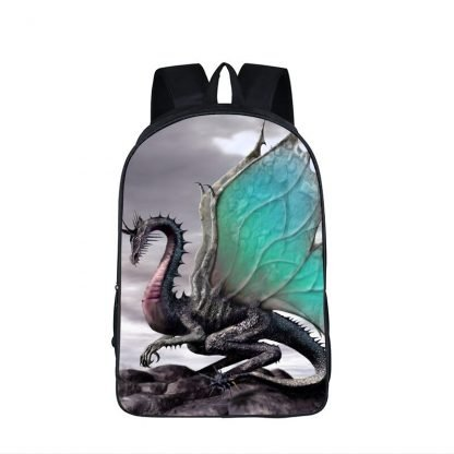 Butterfly Dragon Backpack
