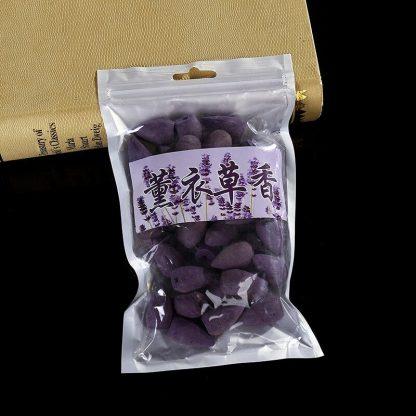 Backflow Incense Cones Lavender