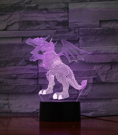 dragon led light hydra