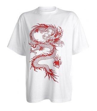 Dragon T Shirt Women's