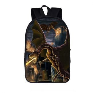 Modern Dragon Backpack
