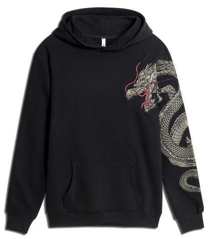 magic dragon hoodie