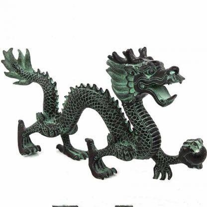 Dragon Figurine Feng Shui