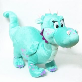blue dragon plush