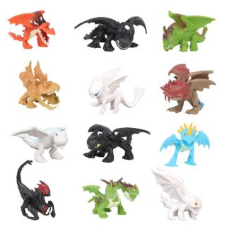Dragon Figurine Collection