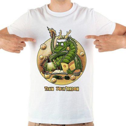 Train Your Dragon T-Shirt Shenron