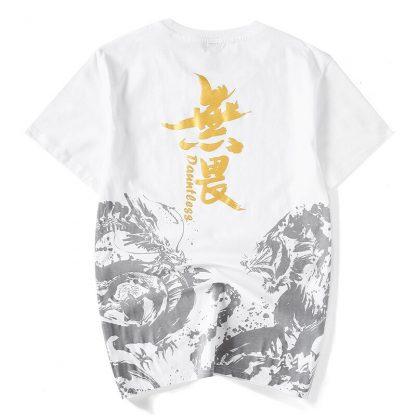 Kanji Dragon Japanese T-Shirt