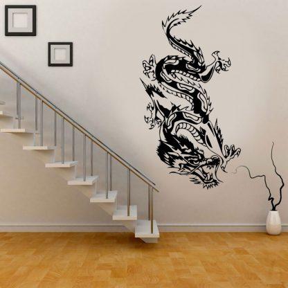 Dragon chinese Sticker