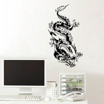 Dragon Sticker chinese
