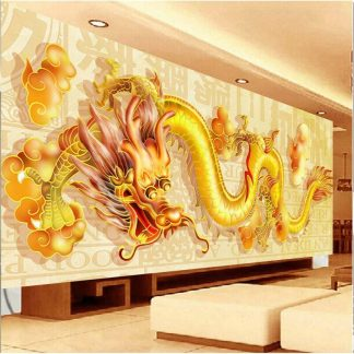 Chinese Dragon Diamond Painting