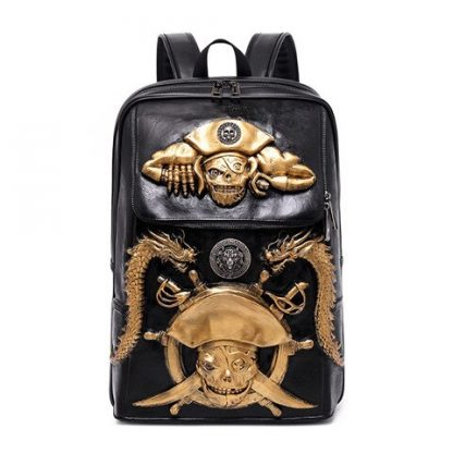 Pirate Dragon Backpack