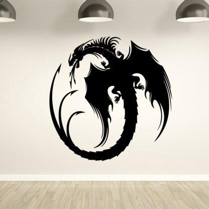 Dragon Sticker wall