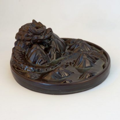 incense burner dragon backflow