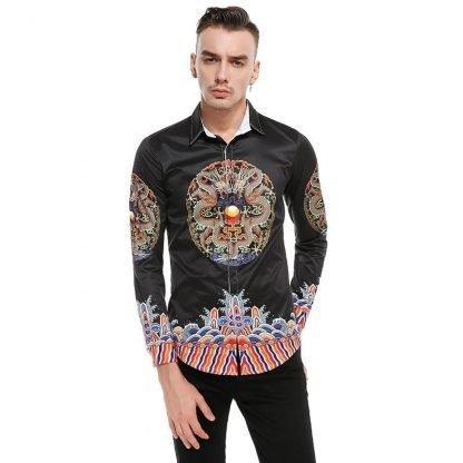 jack black dragon shirt