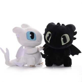 Toothless Dragon Plush