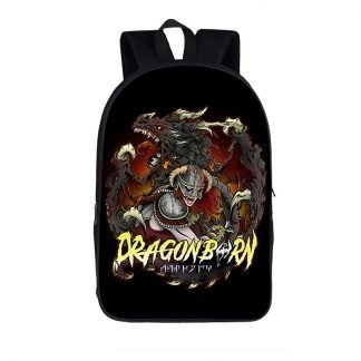 Infernal Dragon Backpack