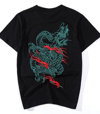 Akguuhop Dragon T-Shirt