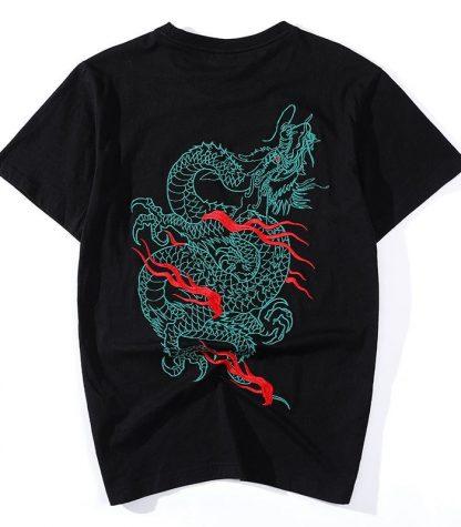 Akguuhop Dragon T-Shirt