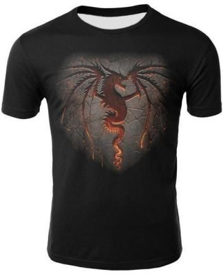 dragon's dogma t-shirt game
