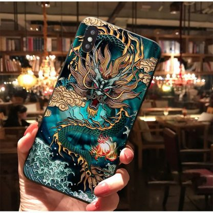 dragon case iphone