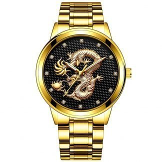 Ladies Dragon Watch