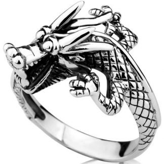 Scale Dragon Ring