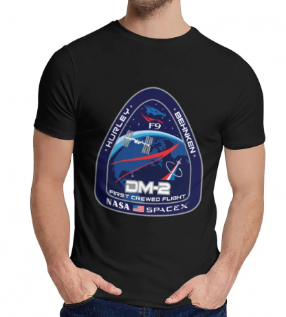 SpaceX Dragon T Shirt