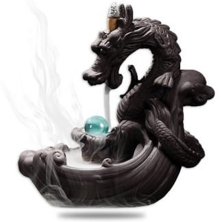 dragon incense smoker